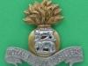 KK 702. Royal Dublin Fusiliers. Slide 45 mm.