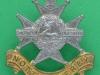 KK 2006. The Sherwood Foresters, Notts & Derby Regiment. High crown. Slide 43x46 mm.