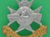 KK 2006. The Sherwood Foresters, Notts & Derby Regiment. Low crown. Slide 43x46 mm.