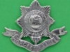 KK 636. The Worcestershire Regiment. silvered cap badge. Lugs 50x40 mm.