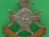 KK 662. Sherwood Foresters. Nottinghamshire and Derbyshire Regiment. Slide 43x45 mm.