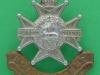 KK 662. Sherwood Foresters. Nottinghamshire and Derbyshire Regiment. Slide 43x47 mm.