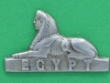 CW187. South Wales Borderers collar badge. 30x21 mm.