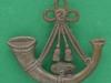 1st Volunteer Bataillon the Light Infantry. Slide 45x43 mm.
