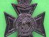 KK 1737. Buckinghamshire Battalion the Oxfordshire & Buckinghamshire Regiment. Black slide 35x46 mm.