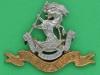 KK 642. The West Riding, Duke of Wellington. Cap badge long loops. 54x42 mm.