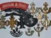 Oxfordshire & Buckinghamshire Light Infantry badge gropu (2)