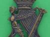 KK 690 The Royal Irish Rifles, until 1913. Slide 31x52 mm.