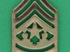USMC Master Sergeant, 21 x 38mm