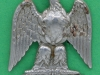 CW14. The Royal Scots Greys, 2nd Dragoons. Collar badge 28x33 mm.